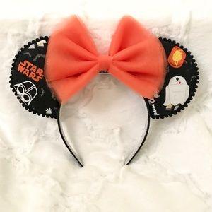 Star Wars Minnie ears